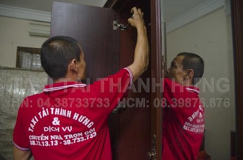 chuyển nhà tại Huyện Thanh Trì