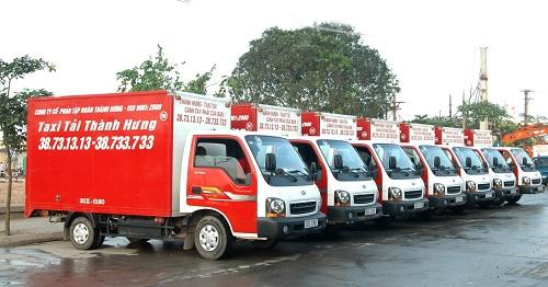 taxi thành hưng dịch vụ chuyển nhà trọn gói
