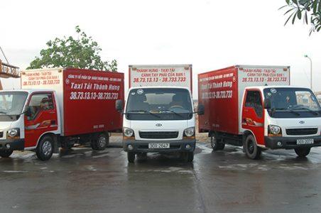 Dịch vụ chuyển nhà uy tín tại quận long biên