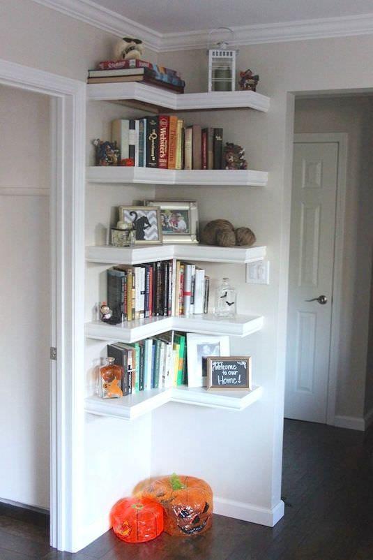 Ý tưởng sắp xếp đồ dùng cá nhân trong không gian sống nhỏ