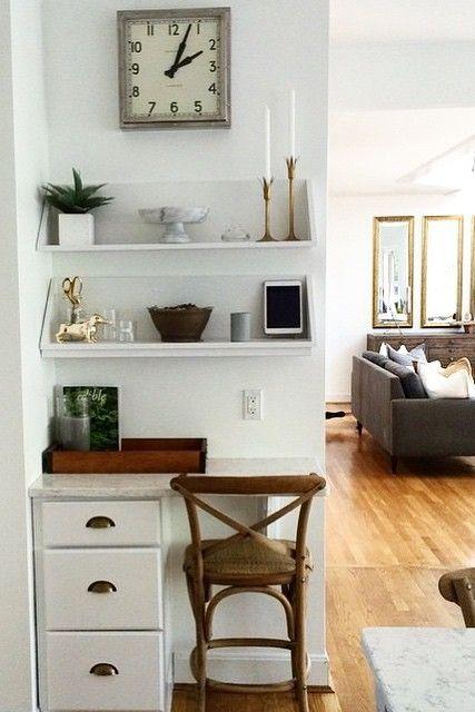 sắp xếp đồ dùng trong không gian sống nhỏ