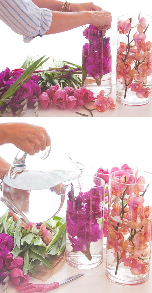 bình hoa lung linh