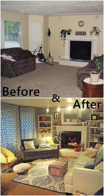 làm mới phòng khách