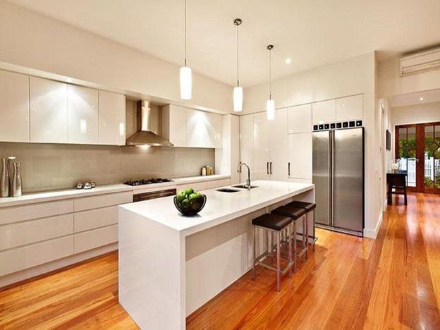 Bảo quản đồ gỗ nội thất màu trắng khi chuyển nhà