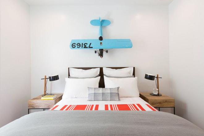 trang trí đầu giường