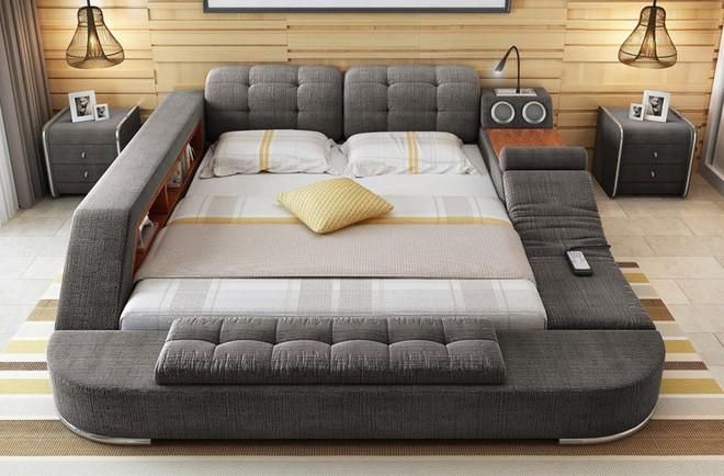 chiếc giường đa năng