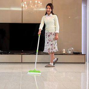 sàn nhà sạch bóng