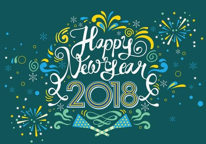 tấm thiệp chúc mừng năm mới