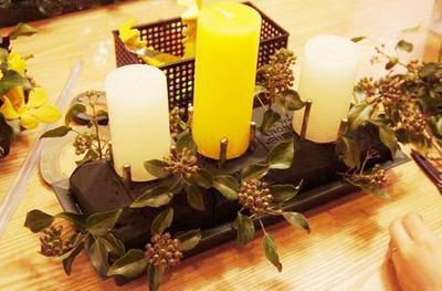 bình hoa lãng mạn