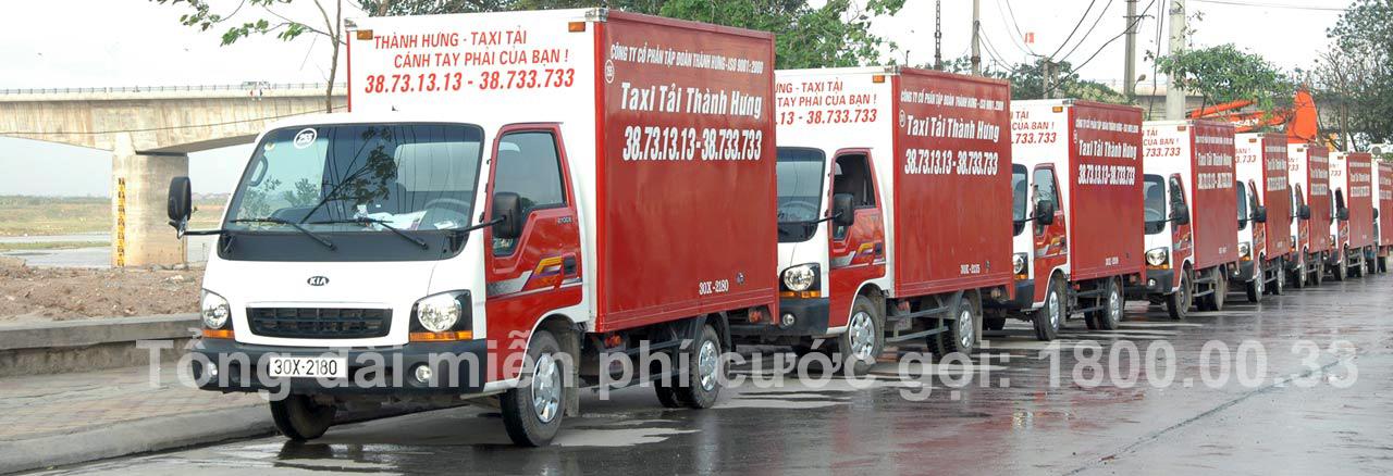 Hãng taxi tải Thành Hưng