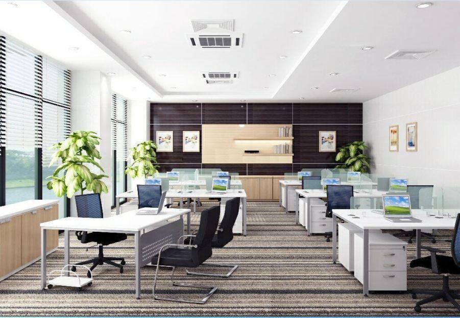 Cách tối ưu hóa không gian văn phòng hiệu quả