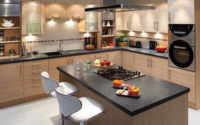 Cách bố trí sắp xếp đồ đạc phòng bếp đẹp và khoa học
