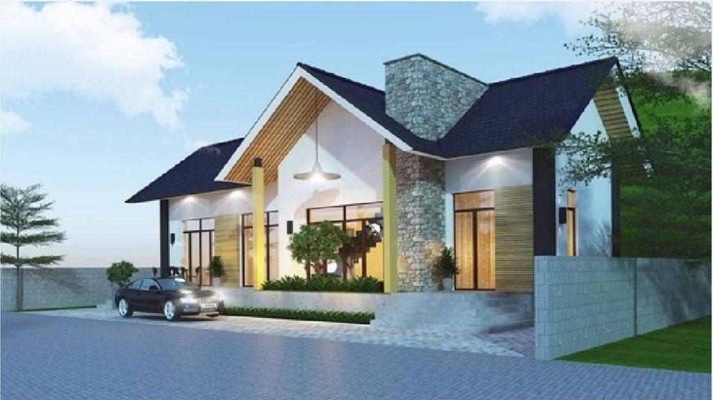 Cách tạo dựng ngôi nhà đẹp, dịch vụ chuyển nhà
