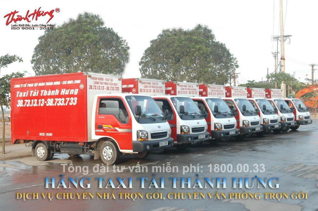 Thành Hưng đơn vị đi đầu về dịch vụ chuyển nhà , chuyển văn phòng, với kinh nghiệm lâu năm và uy tín