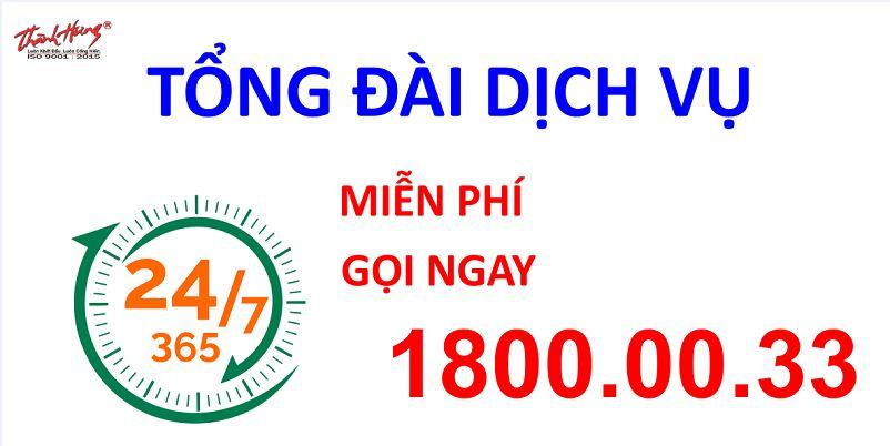 Tổng đài dịch vụ chuyển nhà, chuyển văn phòng miễn phí 1800.00.33