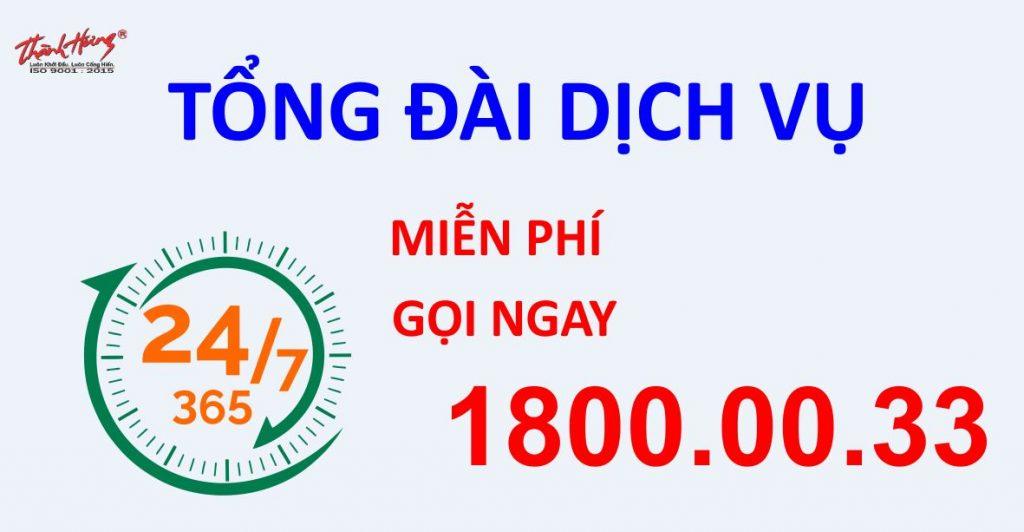 Tổng đài dịch vụ chuyển nhà, chuyển văn phòng Hãng Taxi Tải Thành Hưng