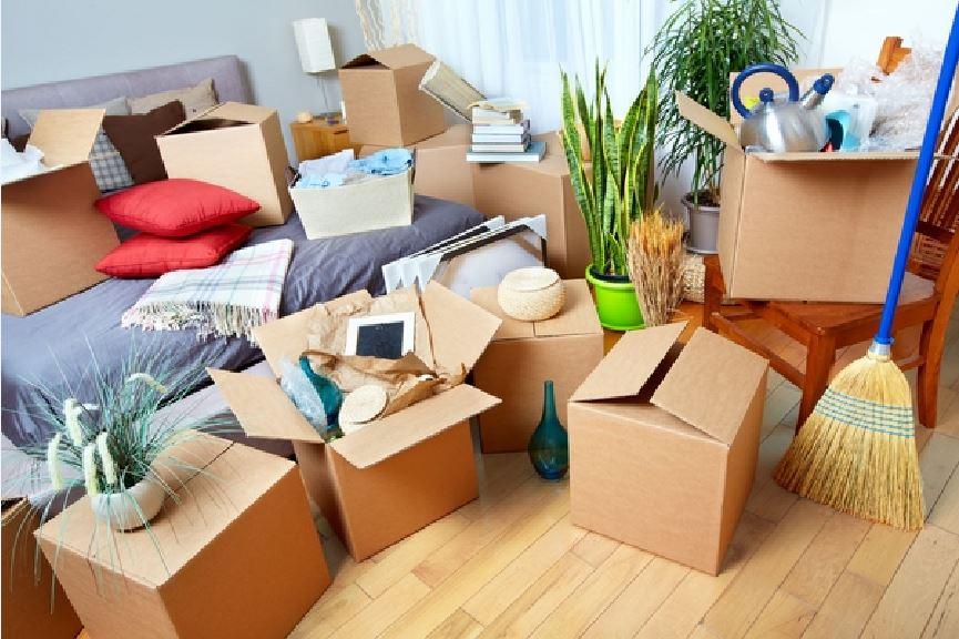 Thời gian đóng gói đồ chuyển nhà mất bao lâu