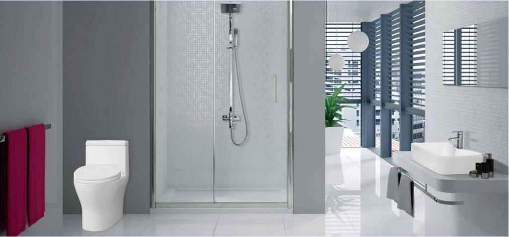 sai lầm trong phong thủy phòng tắm và cách khắc phục