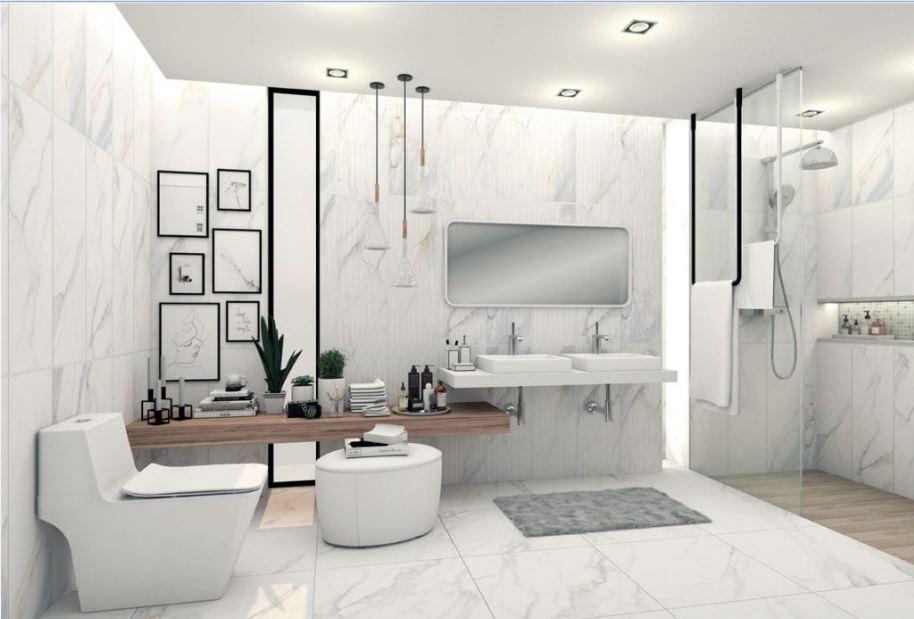 Đa dạng trong thiết kế sẽ tạo ra những căn phòng đẹp