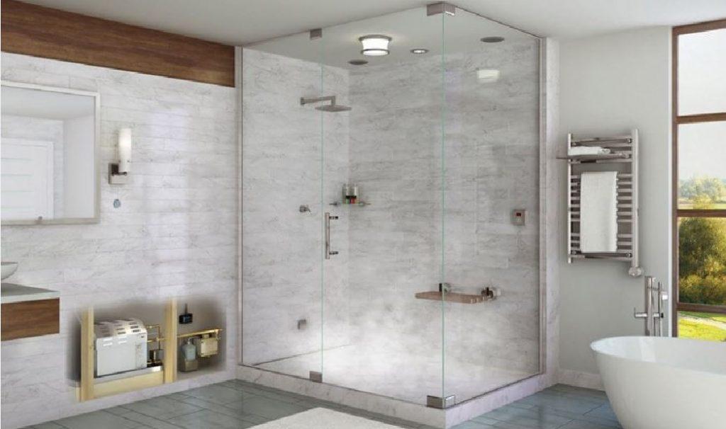 Nhà mới và những nguyên tắc bố trí phòng tắm nhà vệ sinh nhỏ đẹp