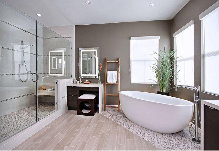 Cửa sổ tạo cho không gian trong phòng thêm rộng rãi và thoáng mát