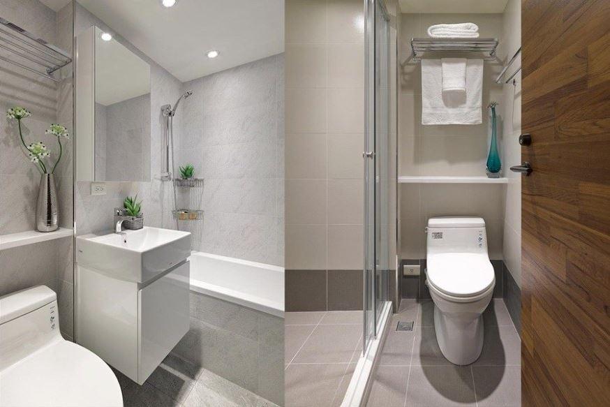 Màu sắc phòng tắm nhà vệ sinh nhẹ hàng, hài hòa quyết định lớn đến tính thẩm mỹ và cảm giác khi sử dụng