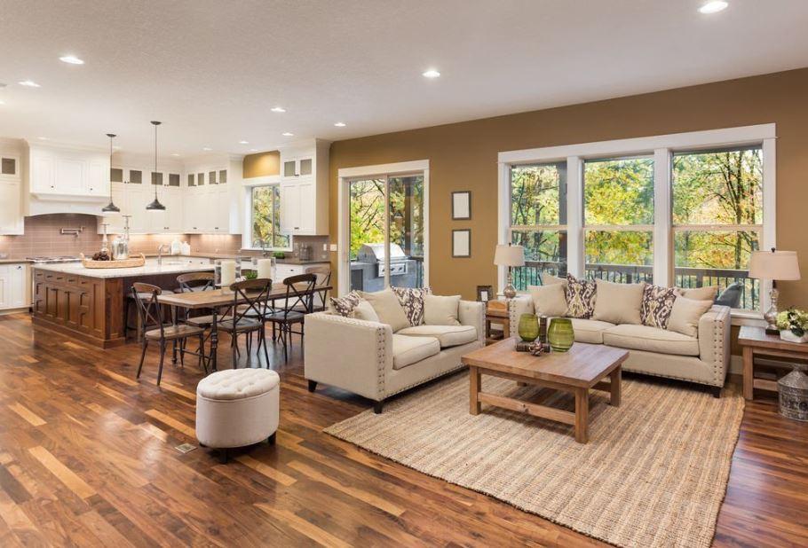 Nên chọn sàn gỗ hay sàn gạch men khi bạn xây nhà mới?