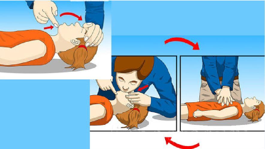 Cách sơ cứu người bị sét đánh là rất cần thiết