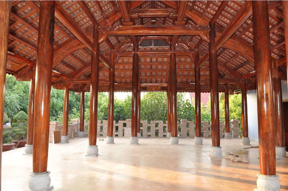 vật liệu làm mái cho nhà mới bằng gỗ