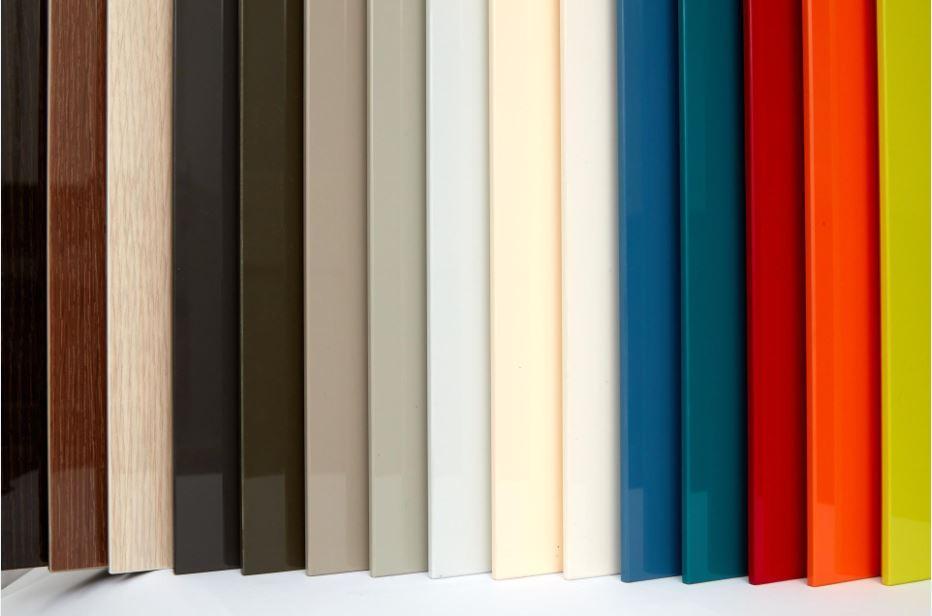 Vật liệu đóng tủ laminate và melanine
