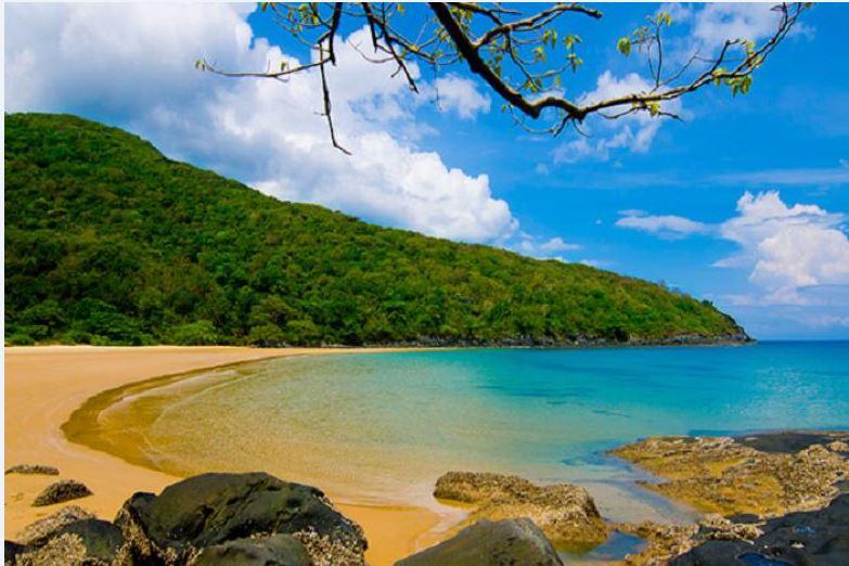 Tết dương lịch thăm thú Côn Đảo