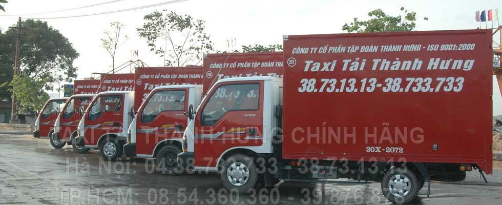 Đội xe tải Thành Hưng
